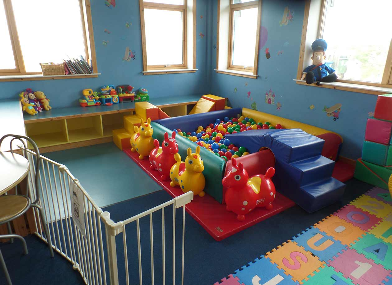 Soft Play at Spòrsnis
